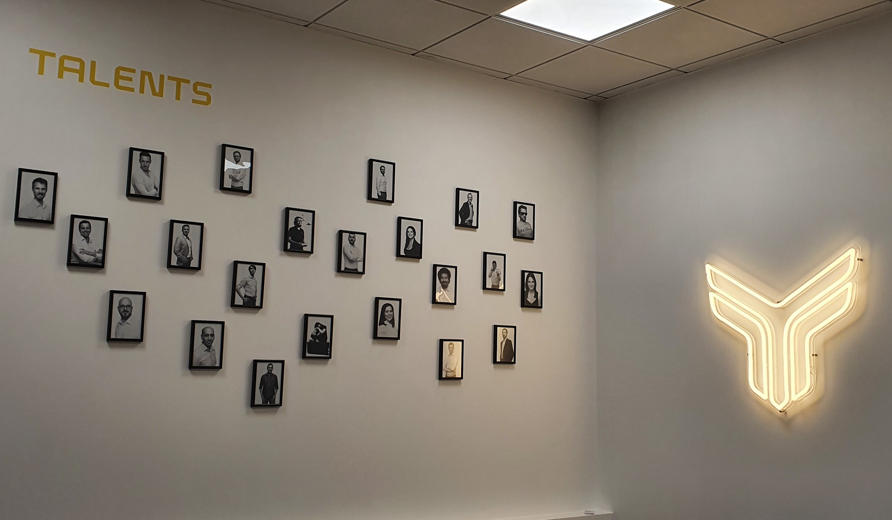Tirage photos des collaborateurs de CERBAIR